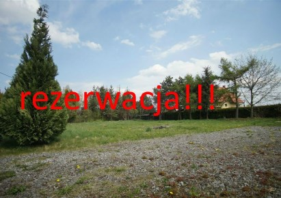 parcel for sale - Jasienica