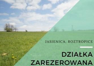 grundstuck zu verkaufen - Jasienica, Roztropice