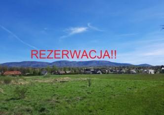 działka na sprzedaż - Bielsko-Biała, Hałcnów